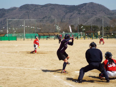 第12回岡山女子オープン実業団・大学ソフトボール大会 中止のお知らせ