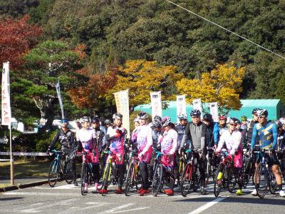 第10回サイクリング大会、開催予定で準備中です!