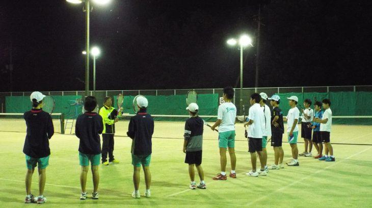 H31年度ソフトテニス教室(小学生以上)参加者募集中!