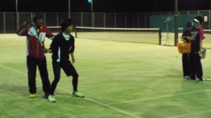 H31年度ソフトテニス教室(高校生以上)参加者募集中!