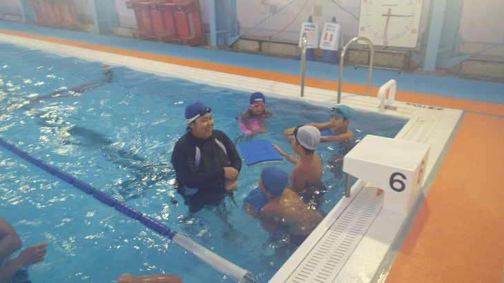 H31年度水泳教室 参加者募集中!