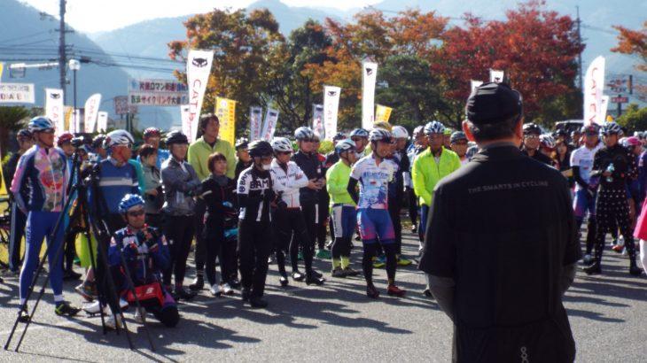 もうすぐ満員!第9回サイクリング大会お申込みはお早めに!